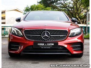 Used Mercedes Benz E Class E43 Amg 4matic Car For Sale In Singapore