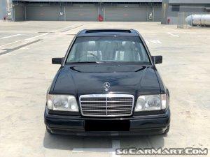 Used Mercedes-Benz E-Class E200 Sunroof (COE till 03/2027) Car for