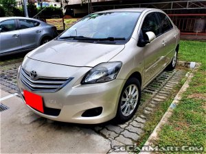 Toyota Vios 1.5A E (OPC)