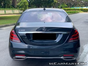 Mercedes-Benz S-Class S500L AMG Line Executive