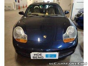Porsche Boxster 2.7A Tip (New 10-yr COE)