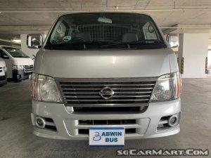 Nissan Urvan (COE till 07/2024)