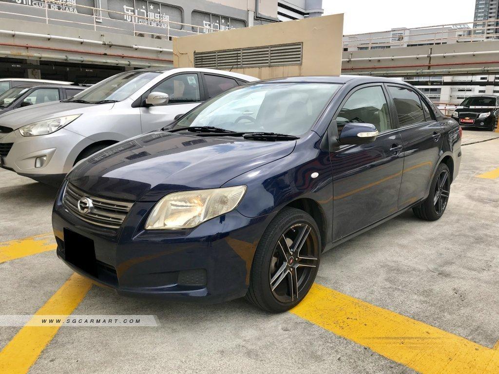 Toyota Corolla Axio 1.5A X (COE till 10/2022)
