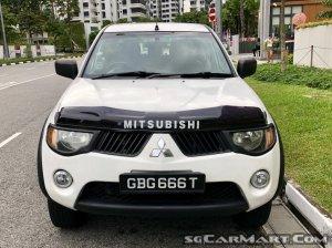 Mitsubishi Triton L200 Double-Cab 2.5M (COE till 07/2027)