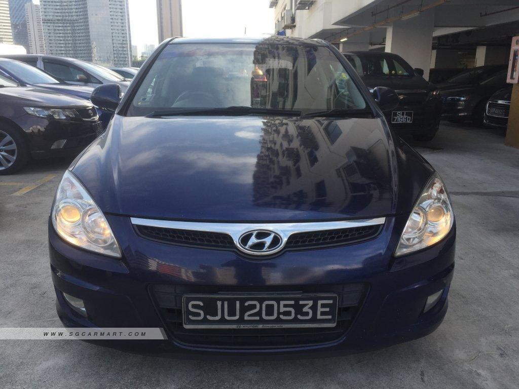 Hyundai i30 1.6A (New 5-yr COE)