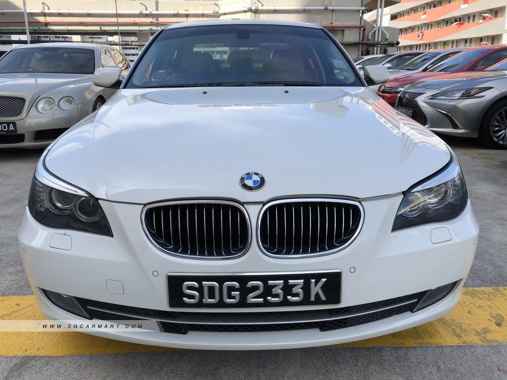 BMW 5 Series 520i XL (New 10-yr COE)