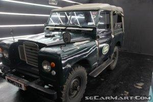 Land Rover Series II (COE till 11/2028)