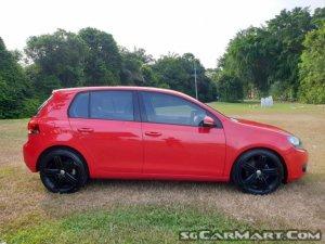 Volkswagen Golf 1.4A TSI (New 5-yr COE)