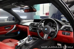 BMW 4 Series 428i Coupe M-Sport