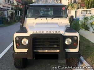 Land Rover Defender 90 (COE till 06/2023)