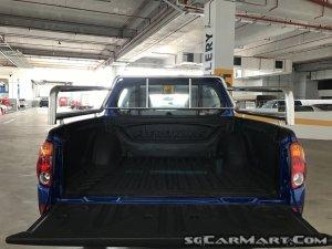 Mitsubishi Triton L200 Double-Cab 2.5A Pickup (COE till 03/2029)