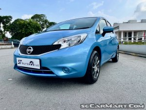 Used Nissan Note 1 2A Car for Sale In Singapore, ST Auto Pte