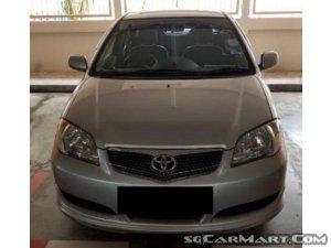 Toyota Vios 1.5A E (COE till 04/2022)