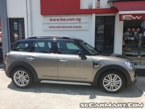 Used MINI Cooper S Countryman 2 0A Car for Sale In Singapore