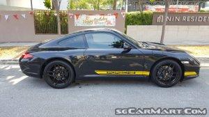 Porsche 911 Carrera Coupe PDK (New 10-yr COE)