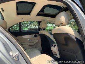 Mercedes-Benz C-Class C200 Sport Premium