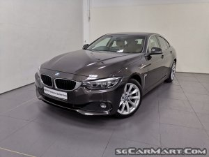 Used Bmw 4 Series 420i Gran Coupe Car For Sale In Singapore