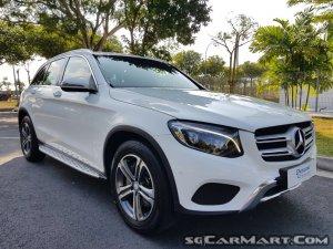 Mercedes-Benz GLC-Class GLC250 4MATIC