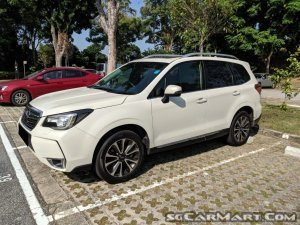 Used Subaru Forester 2 0XT Sunroof Car for Sale In Singapore