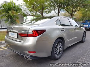 Lexus ES250 Luxury Sunroof
