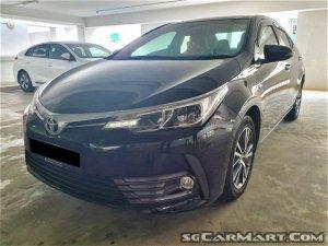 Toyota Corolla Altis 1.6A Standard