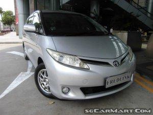 Toyota Previa 2.4A (New 10-yr COE)