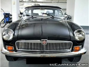 Used MG MGB Roadster Car for Sale In Singapore, AA Trust