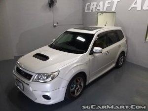 Subaru Forester 2.5XT (New 10-yr COE)