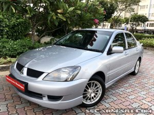 Mitsubishi Lancer 1.6A GLX Sports (New 5-yr COE)