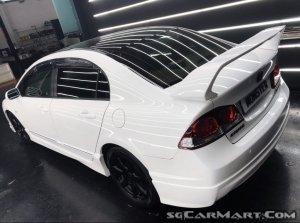 Honda Civic 1.6A VTi (COE till 07/2024)