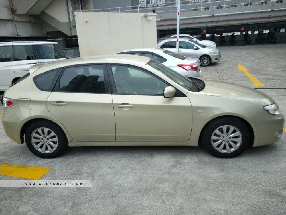 Subaru Impreza 5D 1.5R (New 5-yr COE)