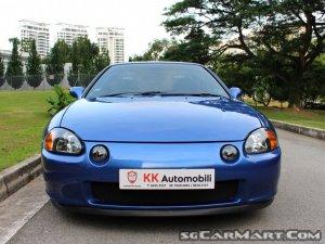 Honda Civic CRX Del Sol SiR (COE till 04/2029)