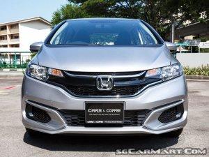 Honda Fit Hybrid 1.5A