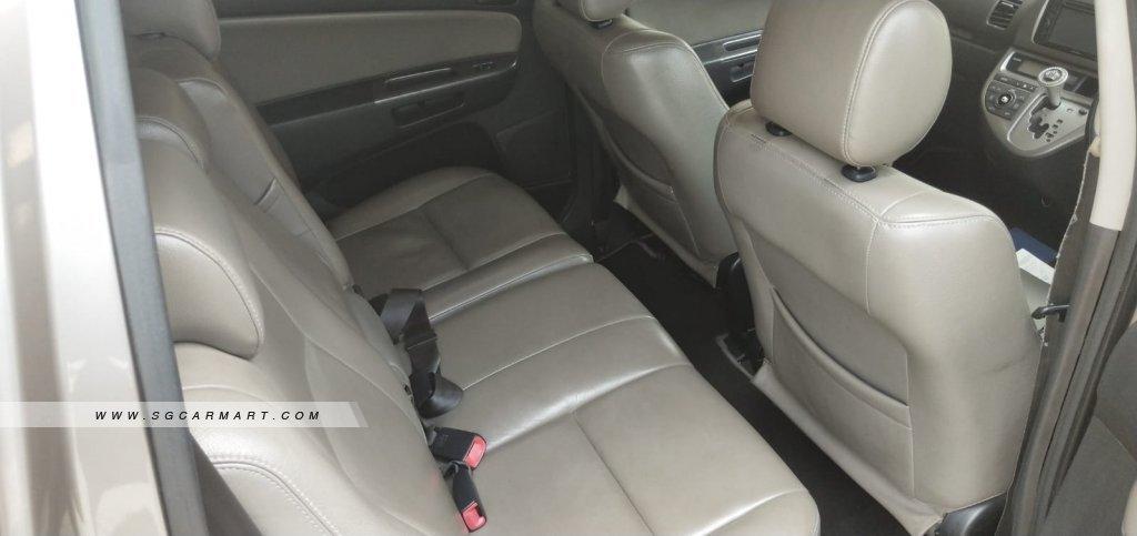 Toyota Wish 1.8A (COE till 07/2021)