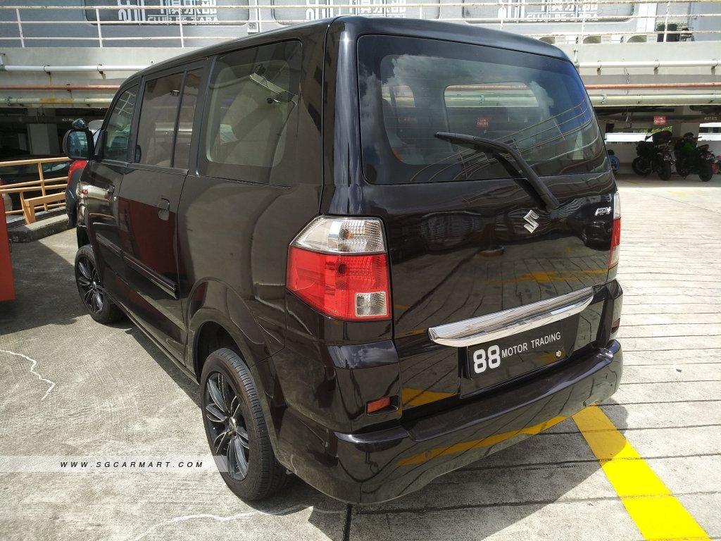 Suzuki APV 1.6A (COE till 08/2024)
