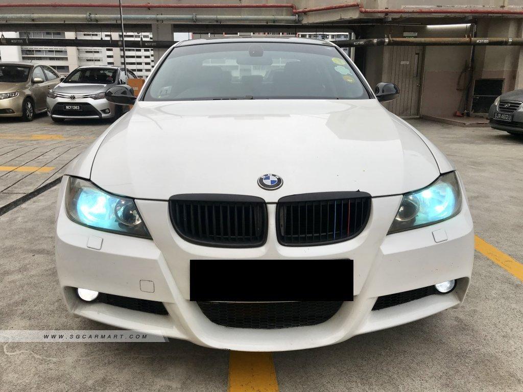 BMW 3 Series 320i (COE till 05/2022)