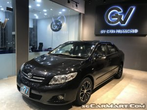 Used Toyota Corolla Altis 1 6A (COE till 07/2024) Car for Sale In