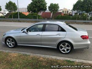 Used Mercedes-Benz E-Class E250 Avantgarde Car for Sale In Singapore