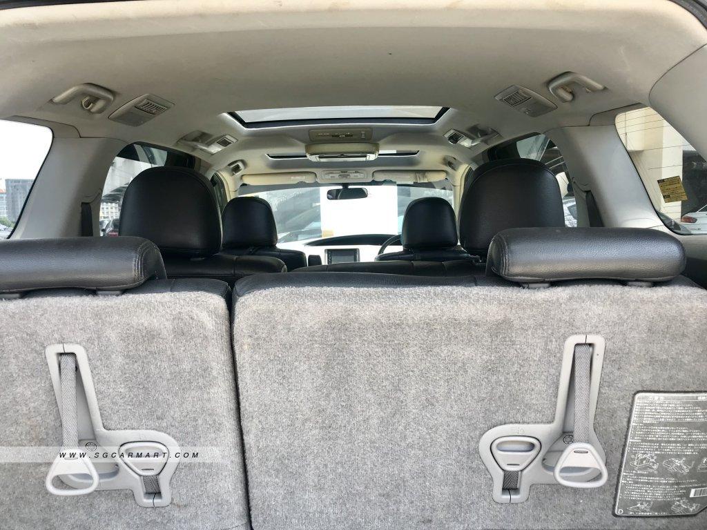 Toyota Estima 2.4A Aeras Premium Moonroof (COE till 11/2021)