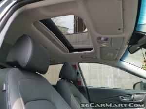 Hyundai Kona Electric Long Range Sunroof