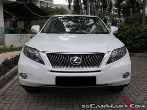 Used lexus rx Car & Used Cars & Vehicles Singapore