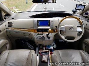 Toyota Estima 2.4A Aeras G (COE till 03/2023)