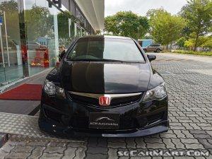Honda Civic Type R 2.0M (COE till 07/2029)