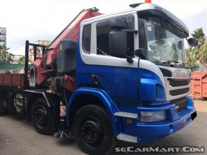 Scania P400