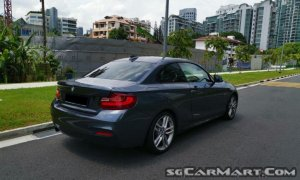 BMW 2 Series 218i Coupe M-Sport