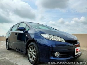 Toyota Wish 2.0A (COE till 10/2024)