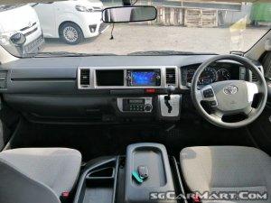 Toyota Hiace 3.0A Super GL