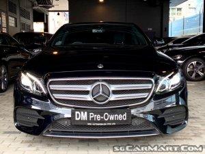 Mercedes-Benz E-Class E200 AMG Line Premium