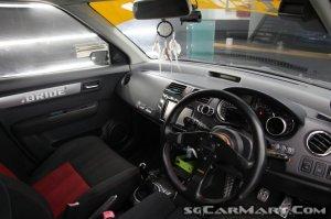 Suzuki Swift Sport 1.6M (COE till 05/2023)