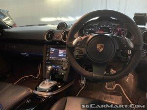 Porsche Cayman S 3.4A PDK Black Edition